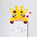 ieftine Gadget Baie-Peisaj Animale Romantic Tablă de scris cu creta Modă Forme Fantezie Desene Animate Vacanță Perete Postituri Autocolante perete plane