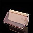 povoljno iPhone maske-Θήκη Za Apple iPhone 8 Plus / iPhone 8 / iPhone 7 Plus Štras / Prozirno Stražnja maska Jednobojni Mekano TPU