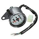 رخيصةأون أغراض و قطع السيارات-دراجة نارية iztoss عداد المسافات المزدوج مقياس عداد السرعة الخلفية LED ضوء إشارة