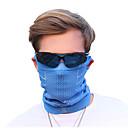ieftine Becuri LED Bi-pin-Face Mask Bărbați Ciclism / Bicicletă Bicicletă / Ciclism Cremă Cu Protecție Solară Respirabil Uscare rapidă Iarnă Culoare solidă Terilenă Mov Albastru Roz / Strech / Ciclism montan / Ciclism stradal