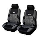 ieftine Vârfuri de Antenă-AUTOYOUTH Husă Scaun Auto Coperți pentru scaune textil Obișnuit Pentru Volkswagen / Toyota / Suzuki