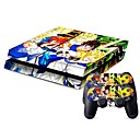 B-SKIN PS4 PS / 2 Sticker PS4 ,  Novelty Sticker PVC 1 pcs unit