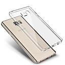 povoljno Maske/futrole za Galaxy S seriju-Θήκη Za Samsung Galaxy S7 edge / S7 Ultra tanko / Prozirno Stražnja maska Jednobojni TPU