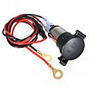 povoljno Dijelovi za motocikle i ATV-12v 120w auto motocikl utičnica 60cm kabel