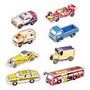 voordelige iPhone 6 Plus hoesjes-3D-puzzels Bouwplaat Automatisch Papier Jongens Meisjes Speeltjes Geschenk