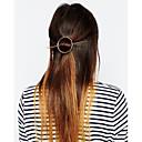 ieftine Bijuterii de Păr-Pentru femei Agrafe de păr Pentru Zilnic Casual Aliaj Auriu Argintiu