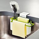 ieftine Organizare Blat & Perete-bucătărie perie burete chiuveta drenarea titularul de spalat cu ventuza