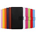 ieftine Carcase / Huse de Nokia-Maska Pentru Nokia Lumia 820 / Nokia Lumia 925 / Nokia Lumia 1020 Nokia Lumia 640 XL Portofel / Titluar Card / Cu Stand Carcasă Telefon Mată Greu PU piele