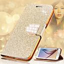 povoljno Samsung oprema-Θήκη Za Samsung Galaxy Note 5 / Note 4 / Note 3 Utor za kartice / Štras / sa stalkom Korice Šljokice Tvrdo PU koža