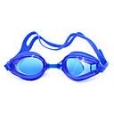 olcso Úszószemüvegek-Úszás Goggles Vízálló Páramentesítő Silica Gel Műanyag Fehér Fekete Zöld Rózsaszín Fekete