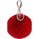 ieftine Breloc-breloc Modă Inele la Modă Bijuterii Negru / Alb / Mov Pentru Zi de Naștere Cadou