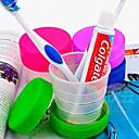 ieftine Sănătate Călătorie-Pliabil pentru Articole Toaletă Plastic