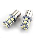 ieftine Becuri De Mașină LED-BA15S(1156) Becuri SMD 5050 60-80 lm Pentru Παγκόσμιο Toate Modele Toți Anii