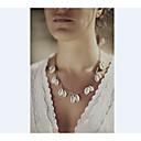 povoljno Narukvice-Žene Ogrlice s privjeskom CoWRY Legura Pink Zlatan Ogrlice Jewelry Za Party Dnevno Kauzalni