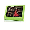 abordables Etui Lenovo pour tablettes-Coque Pour Lenovo Coque / Cas de la tablette Couleur Pleine Flexible Silicone
