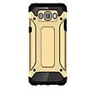 voordelige Samsung-accessoires-hoesje Voor Samsung Galaxy J5 (2016) / J1 2015 Schokbestendig Achterkant Schild PC