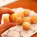 رخيصةأون أدوات الحمام-5 قطع الكريات الخشب البخور عبق المعطرة الطبيعية خشب الارز العثة الكرة