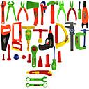 رخيصةأون مكبرات-لعب أدوات الصيانة لعبة منزل الأطفال المحمولة الأدوات محاكاة طقم إصلاح الاطفال educationaltoys