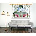 رخيصةأون 3D الألغاز-لواصق حائط مزخرفة - لواصق كارتون غرفة الجلوس / غرفة النوم / دورة المياه