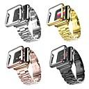 povoljno Samsung oprema-Pogledajte Band za Apple Watch Series 4/3/2/1 Apple Leptir Buckle Nehrđajući čelik Traka za ruku