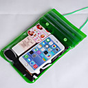 رخيصةأون خزانة المكياج و المجوهرات-حقيبة الهاتف الخليوي إلى iPhone X iPhone XR iPhone XS خفة الوزن PVC / iPhone XS Max / iPhone XS Max