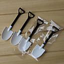 رخيصةأون أدوات & أجهزة المطبخ-100 قطع المتاح الآيس كريم ملعقة مجرفة مغرفة الفردية معبأة