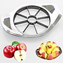 رخيصةأون أدوات الفاكهة & الخضراوات-الفولاذ المقاوم للصدأ التفاح مقسم الفاكهة سهلة القاطع أدوات المطبخ القطاعة