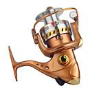 povoljno Muški satovi-Spinning Reels 5.2:1 Omjer prijenosa+13 Kugličnim ležajevima Hand Orijentacija zamjenjivi Morski ribolov / Vrtložno / Slatkovodno ribarstvo - DF7000 / Općenito Ribolov