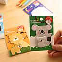 رخيصةأون أدوات الفرن-ملاحظات لاصقة النفس الحيوانية بين الوالدين والطفل (1 قطعة)