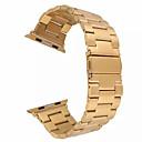 povoljno Remenje za Xiaomi satove-Pogledajte Band za Apple Watch Series 4/3/2/1 Apple Leptir Buckle Nehrđajući čelik Traka za ruku