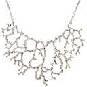 ieftine Abajure Perete-Pentru femei Perle Coliere cu Pandativ Coliere Κολιέ με Πέρλες Declarație femei European Modă Perle Aliaj Auriu Argintiu Coliere Bijuterii Pentru Petrecere