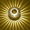 ieftine Abajure Perete-AC 85-265 3W Ενσωματωμένο LED Modern/Contemporan Argintat galvanizat  Caracteristică for LED Bec Inclus,Lumină AmbientalăFlush lumini de