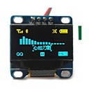 """povoljno Raspberry Pi-0,96 """"inča žute i plave I2C IIc serijski 128x64 OLED LCD OLED LED modul za Arduino prikaz 51 msp420 stim32 SCR"""