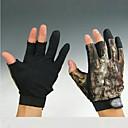 ieftine Mănuși pescuit-mănuși Mănuși de Pescuit Fără Degete Aruncare Momeală Rezistent la Vânt Anti-Alunecare Rezistent la uzură Pânză Nailon Primăvară Vară Toamnă Unisex