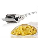 povoljno Pribor za voće i povrće-tjestenina reznica valjak docker tijesto rezač tjestenina od nehrđajućeg čelika špageti za kavu češnjak pritisnite