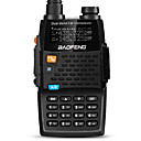 BAOFENG UV-5R 4TH Handheld / Digital Voice Prompt / Dual Band / Dual Display 1.5KM-3KM 1.5KM-3KM 128 2800mAh 5/1 W Walkie Talkie Two Way Radio