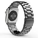 ieftine Lumini & Gadget-uri LED-Uita-Band pentru Apple Watch Series 5/4/3/2/1 Apple Butterfly Cataramă Oțel inoxidabil Curea de Încheietură