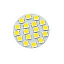 ieftine LED-uri-SENCART 1 buc 5 W Spoturi LED 450-480 lm G4 MR11 18 LED-uri de margele SMD 5730 Intensitate Luminoasă Reglabilă Alb Cald Alb Rece Alb Natural 12 V / 1 bc / RoHs