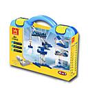 povoljno Zidni ukrasi-WAN GE Kocke za slaganje Građevinski set igračke Poučna igračka 1 pcs kompatibilan Legoing Dječaci Djevojčice Igračke za kućne ljubimce Poklon