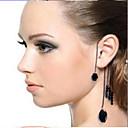 ieftine Cercei-Pentru femei Cătușe pentru urechi cercei Bijuterii Argintiu / Auriu Pentru Zilnic Casual