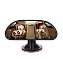 رخيصةأون أدوات الحمام-iztoss الطفل مرآة السيارة المقعد الخلفي الرضع الخلفية التي تواجه في الأفق سيارة قابل للتعديل الطفل مرآة الرؤية الخلفية مع الالتصاق