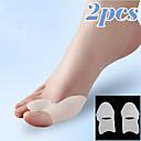 ieftine Relaxare & Masaj-Întreg Corpul Picior Suportă Toe Separatoare & Pad bunion Kneading Shiatsu Corector Postură Dinamice Ajustabile Silicon