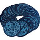 رخيصةأون المكياج-30 pcs ختم اللوحة قالب تصميم شعبي فن الأظافر تجميل الأظافر والقدمين أنيق / موضة مناسب للبس اليومي / معدن