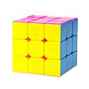 ieftine Cuburi Magice-Magic Cube IQ Cube YONG JUN 3*3*3 Cub Viteză lină Cuburi Magice Alină Stresul puzzle cub nivel profesional Viteză Profesional Clasic & Fără Vârstă Pentru copii Adulți Jucarii Băieți Fete Cadou