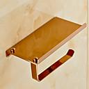 رخيصةأون LG أغطية / كفرات-حمالة ورق تواليت معاصر نحاس 1 قطعة - حمام الفندق
