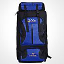 ieftine Perne-80 L Rucsaci Multifunctional Impermeabil Pachete Laptop Rezistenta la uzura În aer liber Camping & Drumeții Alpinism Voiaj Terilenă Nailon Albastru Închis Rosu Albastru