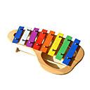povoljno Pametni roboti-drvo žuta ruka klavir za djecu sve glazbeni instrumenti igračaka
