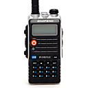 BAOFENG BF-UVB2 PLUS Walkie Talkie Handheld Digital Voice Prompt Dual Band Dual Display Dual Standby CTCSS/CDCSS LCD Display FM Radio