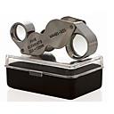 ieftine Testere & Detectoare-Microscop / Lupe Bijuterii / Reparație Ceas High Definition / Mâner / Pliere / Generic 10X  20X 18mm Normal Metal