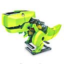 ieftine Gadget-uri Solare-4 in 1 Robot Jucării Încărcate Solar Dinosaur Alimentat solar Reparații Educație ABS Pentru copii Băieți Fete Jucarii Cadou